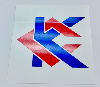 Cover Image for KCKCC College Seal Decal Sticker