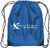 Cover Image for KCKCC Drawstring Red Bag