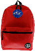 """Cover Image for Bazic 17"""" Blue Backpack"""