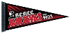 KCKCC Red/Black Pennant Image