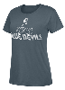 Cover Image for Green Womens KCKCC Blue Devils Short Sleeve Tee