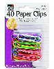 Cover Image for 100 CT Jumbo Paper Clips 1