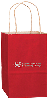 Cover Image for Navy KCKCC Small Gift Bag