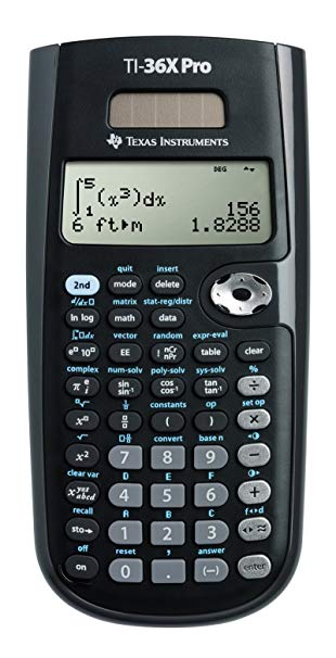 Image For TI-36X Scientific Calculator