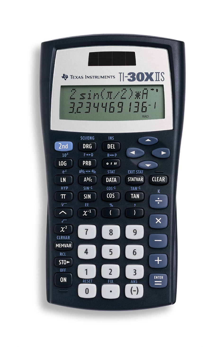 Image For TI-30XIIS Calculator