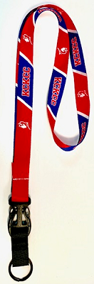 Cover Image For Blue Devil/KCKCC Lanyard