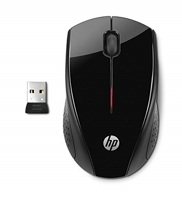 Image For HP Wireless Mouse