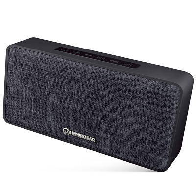 Image For Hypergear Black Wireless Speakers