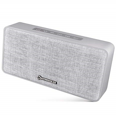 Image For Hypergear Gray Wireless Speakers