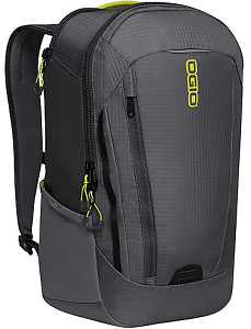 Image For Ogio Apollo Black/Acid Backpack