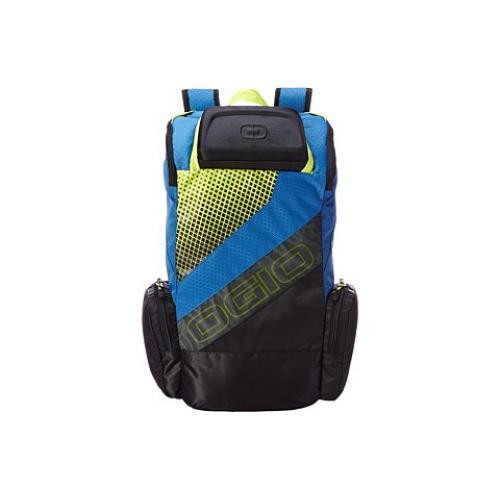 Image For Ogio X-Train Lite Navy/Black/Neon Green Backpack
