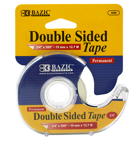 Image For Bazic Double Sided Tape