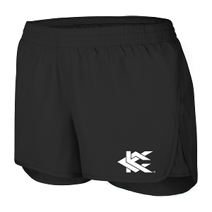Image For Womens Black KCK Shorts