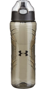 Cover Image For Gray Under Armour 24oz/710mL Bottle
