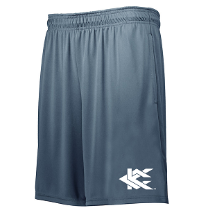 Image For Gray Whisk KCK Shorts (2xL)