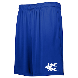Image For Royal Blue Whisk KCK Shorts  (2xL)
