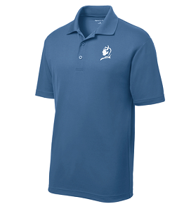 Image For Blue BlueDevil Polo