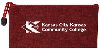 Cover Image for KCKCC Pencil Bag