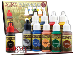 Image For Army Wargames Starter Paint Set