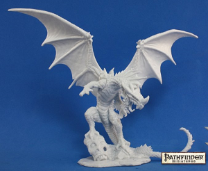 Image For Red Dragon Dragon Unpainted