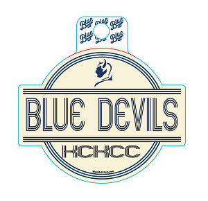 Cover Image For Decal Blue Devils