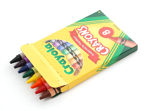 Image For Crayola 8 Pack of Crayons