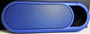 Image For Chorus Clip-On Blue Wireless Speaker