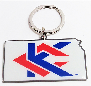 Image For K&C State Key Chain