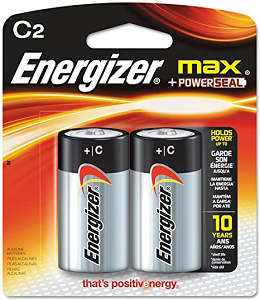 Image For Energy Max C 2 Pack - Clearance
