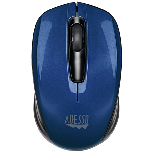 Image For Adesso iMouse S50 Blue Mouse