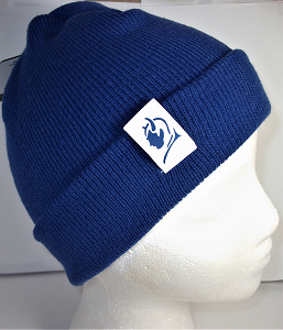 Cover Image For Blue BlueDevil Beanie
