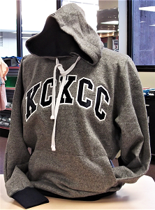 Image For Classic Navy KCKCC Hoodie