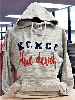 KCKCC Natural Terry Cloth Hoodie Image