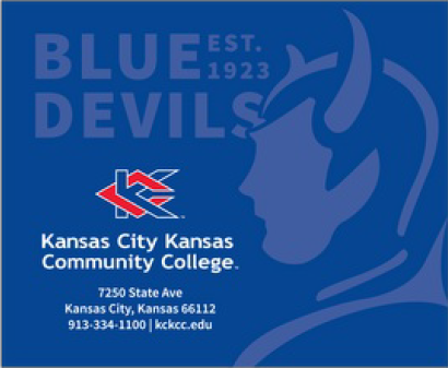 Image For BlueDevil Mouse Pad