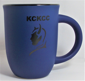 Image For KCKCC BlueDevil Mug