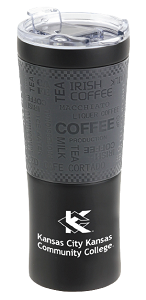 Image For KCKCC Coffee Tumbler